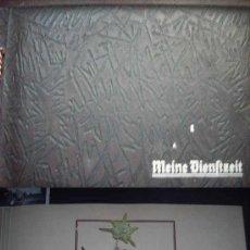 Militaria: TOP ALBUM SOLDADO ALEMAN II GUERRA MUNDIAL UNIDAD PANZER , TANQUES, FOTO HITLER. Lote 26962363