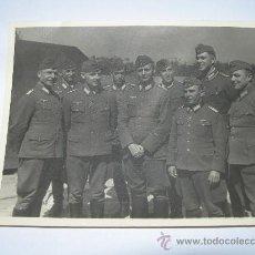 Militaria: FOTO GRUPO OFICIALES Y SUBOFICIALES WEHRMACHT(035). Lote 27407353