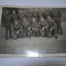 Militaria: FOTO SOLDADOS WEHRMACHT(093). Lote 13203410