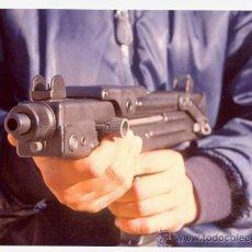 Militaria: FOTOGRAFÍA SUBFUSIL Z-84. Lote 14177068