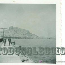 Militaria: SOLDADOS LEGION CONDOR GUERRA CIVIL, ANTIGUA FOTO ORIGINAL, 6,2 X 6,2 CM. ALICANTE. Lote 14967760
