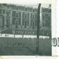 Militaria: SOLDADOS LEGION CONDOR GUERRA CIVIL, ANTIGUA FOTO ORIGINAL, 6,2 X 6,2 CM. MADRID PALACIO REAL. Lote 25758442
