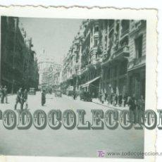 Militaria: LEGION CONDOR GUERRA CIVIL, ANTIGUA FOTO ORIGINAL, 6,2 X 6,2 CM. MADRID . Lote 14967787