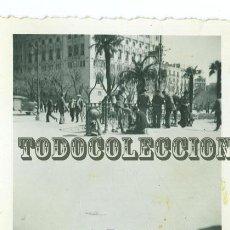Militaria: SOLDADOS LEGION CONDOR GUERRA CIVIL, ANTIGUA FOTO ORIGINAL, 6,2 X 6,2 CM. MADRID. Lote 23480863