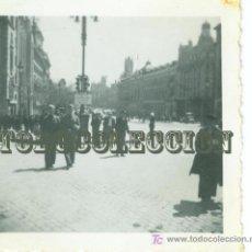 Militaria: SOLDADOS LEGION CONDOR GUERRA CIVIL, ANTIGUA FOTO ORIGINAL, 6,2 X 6,2 CM. MADRID. Lote 23480864
