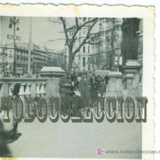 Militaria: SOLDADO LEGION CONDOR GUERRA CIVIL, ANTIGUA FOTO ORIGINAL, 6,2 X 6,2 CM. MADRID . Lote 23365067