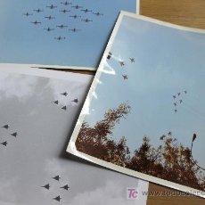 Militaria: TRES FOTOGRAFIAS DEL DESFILE DE LAS FUERZAS ARMADAS DE LOS AÑOS 70 DEL EJERCITO DEL AIRE. Lote 21018609