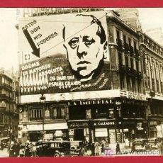 Militaria: FOTO GUERRA CIVIL , MADRID , REPUBLICA ESPAÑOLA , 1936, F499. Lote 27517376