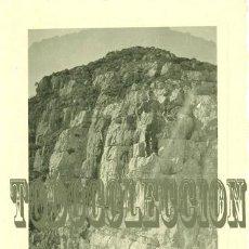 Militaria: AMPOSTA, GANDESA, TARRAGONA. FOTO SOLDADO LEGION CONDOR 7 X 9,5 CM. Lote 23480865