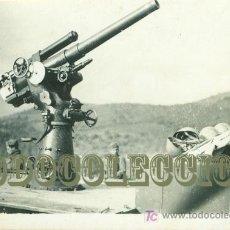 Militaria: PROVINCIA DE ZARAGOZA. FOTO SOLDADOS POSIBLEMENTE ITALIANOS. FOTO LEGION CONDOR 6,4 X 4,4 CM . Lote 25482640