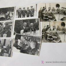 Militaria: LOTE DE FOTOGRAFIAS DEL EJERCITO DEL AIRE - MEDALLA COLECTVA MERITO MILITAR Y MERITO MILITAR. Lote 22478637