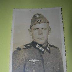 Militaria: POSTKARTE SOLDADO WEHRMACHT(061). Lote 27126217