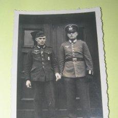 Militaria: FOTO SOLDADOS WEHRMACHT(043). Lote 26955610
