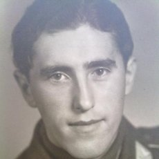 Militaria: FOTO ORIGINAL ALEMANA-SOLDADO LUFTWAFFE. Lote 22538927