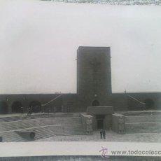 Militaria: FOTO ORIGINAL ALEMANA MAUSOLEO DE TANNEMBERG II GUERRA MUNDIAL. Lote 26191414
