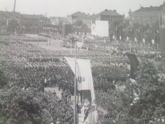 Militaria: 10 FOTOS ORIGINALES ALEMANAS DE LA AVIADORA ELLI BEINHORN EN HANNOVER IIWW - Foto 3 - 26272713