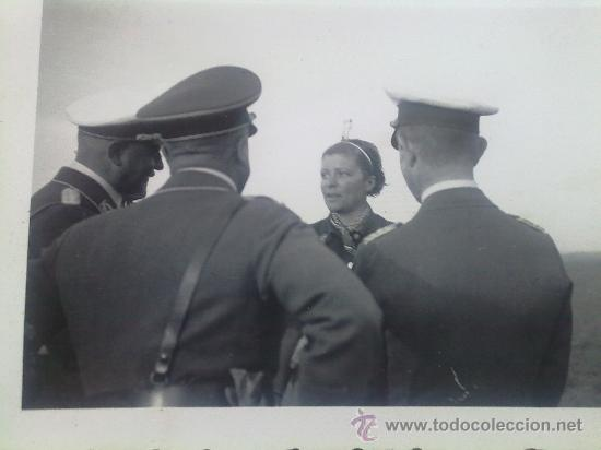 Militaria: 10 FOTOS ORIGINALES ALEMANAS DE LA AVIADORA ELLI BEINHORN EN HANNOVER IIWW - Foto 9 - 26272713
