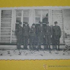 Militaria: FOTO SOLDADOS WEHRMACHT(041). Lote 26955613