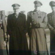 Militaria: FOTO ORIGINAL GUERRA CIVIL OFICIALES NACIONALES. Lote 23451657