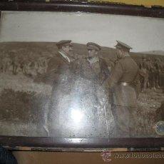 Militaria: FOTO MILITAR. Lote 27103896