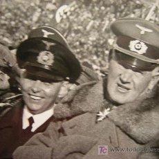 Militaria: ENORME FOTO DEL GENERAL MARISCAL DE CAMPO WERNER BLOMBERG!! III REICH. Lote 22474296