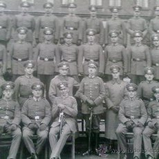 Militaria: FOTO ORIGINAL ALEMANA COMPAÑIA ALEMANA. Lote 21463402