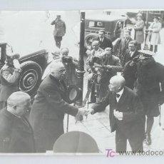 Militaria - Fotografía del Presidente de la II República. Niceto Alcalá Zamora. Piortiz. Madrid. - 22102823