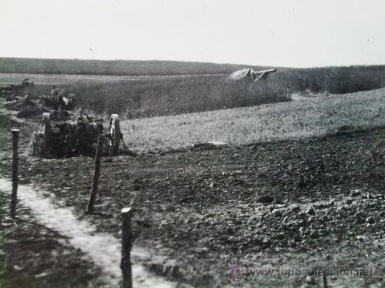 FOTO ORIGINAL ALEMANA ANTITANQUE ALEMAN II GUERRA MUNDIAL (Militar - Fotografía Militar - II Guerra Mundial)