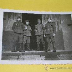 Militaria: FOTO SOLDADOS WEHRMACHT(037). Lote 26930674