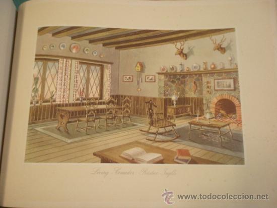 Militaria: Catalogo de gran formato de proyectos de mobiliario de lujo, suministro de planos de taller... - Foto 2 - 19288475