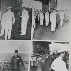 Militaria: LOTE FOTOS 100% ORIGINALES PRIVADAS II GUERRA MUNDIAL RENDICION DE JAPON. Lote 25495004