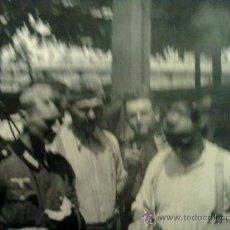 Militaria: FOTO ORIGINAL ALEMANA ,SOLDADOS ALEMANES ,IIWW. Lote 19782582