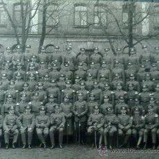 Militaria: FOTO ORIGINAL ALEMANA ,COMPAÑIA ALEMANA. Lote 22918628