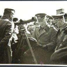 Militaria: FOTO PRIVADA DE HITLER. Lote 23426403