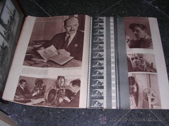 Militaria: REVISTA, URSS EN CONSTRUCCION-Nº1-1938,DEDICADO AL CINE SOVIETICO,TEXTO,VALENTIN KATAIEV,FOTOS,G.PET - Foto 3 - 27020460