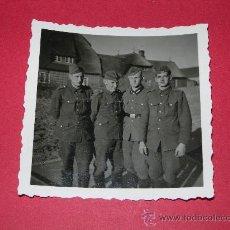 Militaria: FOTOGRAFIA SOLDADOS WEHRMACHT(064). Lote 20873778