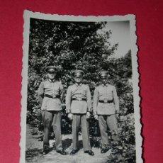 Militaria: FOTOGRAFIA SOLDADOS WEHRMACHT(086). Lote 27563496
