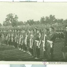 Militaria: FOTO POSTAL EJERCITO ESPAÑOL. Lote 26853041