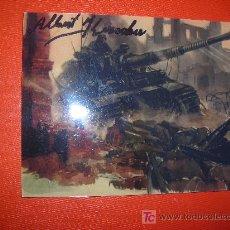 Militaria: FIRMA ALBERT KERSCHER POSGUERRA. Lote 26567768