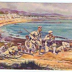Militaria: POSTAL DE ÉPOCA, AÑO 1914, PRIMERA GUERRA MUNDIAL, EJERCITO JAPONÉS, BATALLA DEL 4 DEL 11 DEL 1914. Lote 26737818