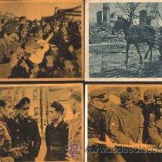 Militaria: LOTE 10 POSTALES LA DIVISION AZUL .. ORIGUINALES . Lote 21744425