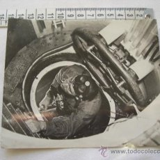 Militaria: II GUERRA MUNDIAL. SUBMARINO AMERICANO. FOTOGRAFÍA DE PRENSA.. Lote 24371512