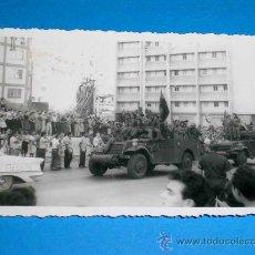 Militaria: CUBA. FOTOGRAFÍA ORIGINAL LA HABANA, LLEGADA DE FIDEL CASTRO. ENERO 1959. Lote 25044399