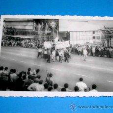 Militaria: CUBA. FOTOGRAFÍA ORIGINAL LA HABANA, LLEGADA DE FIDEL CASTRO. ENERO 1959. Lote 25044468