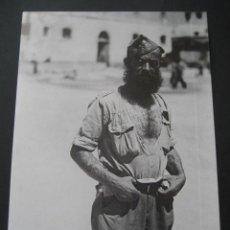 Militaria: CABO DE LA LEGION EN ALBARRACIN TERUEL 1937. FOTO: FRANCISCO MARTINEZ GASCON. Lote 224130443