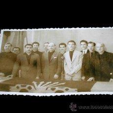 Militaria: ANTIGUA FOTOGRAFÍA FET Y DE LAS JONS, ORIGINAL AÑOS 40. Lote 27041152