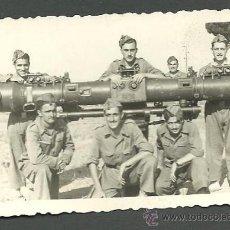 Militaria: 7564 - FOTOGRAFÍA MILITAR - MIDE 9 X 6 CM. Lote 25828316