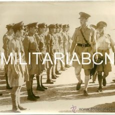 Militaria: REINO UNIDO. FOTOGRAFIA DE PRENSA ORIGINAL DE LA 2ª GUERRA MUNDIAL. GREEK AIR FORCE FIGHTS ON.. Lote 26364315