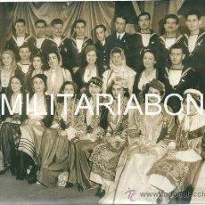 Militaria: REINO UNIDO. FOTOGRAFIA DE PRENSA ORIGINAL DE LA 2ª GUERRA MUNDIAL. GREEK ANNIVERSARY CELEBRATIONS.. Lote 26364426