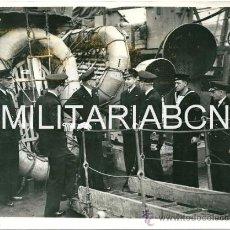 Militaria: REINO UNIDO. FOTOGRAFIA DE PRENSA ORIGINAL DE LA 2ª GUERRA MUNDIAL. ADMIRAL OF THE FLEET SIR DUDLEY . Lote 26366679